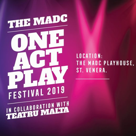 The MADC One-Act Play Festival 2019